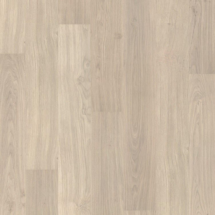 Quick-Step Eligna Light Grey Varnished Oak EL1304 Hydroseal Laminate Flooring