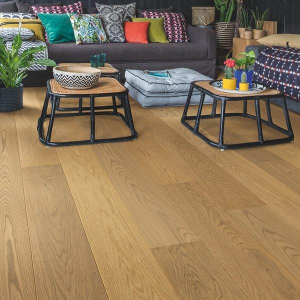 Quick-Step Palazzo Gingerbread Oak Extra Matt Lacquered Engineered Realwood Flooring PAL3888S