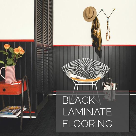Shop Black Laminate Flooring Now