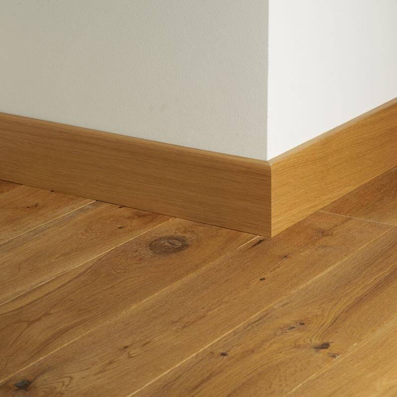 Woodpecker Oak Veneer Skirting Boards 2.5m