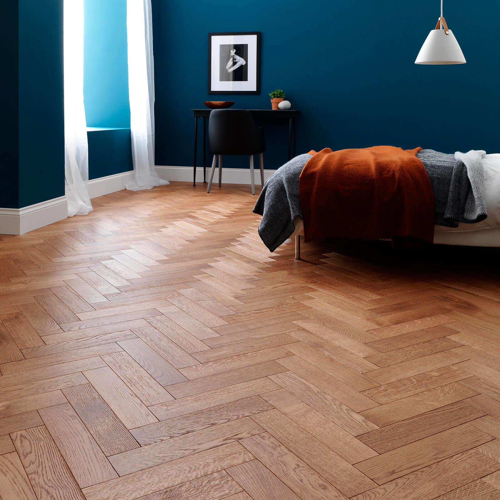 Engineered Wood Flooring by Plank Width