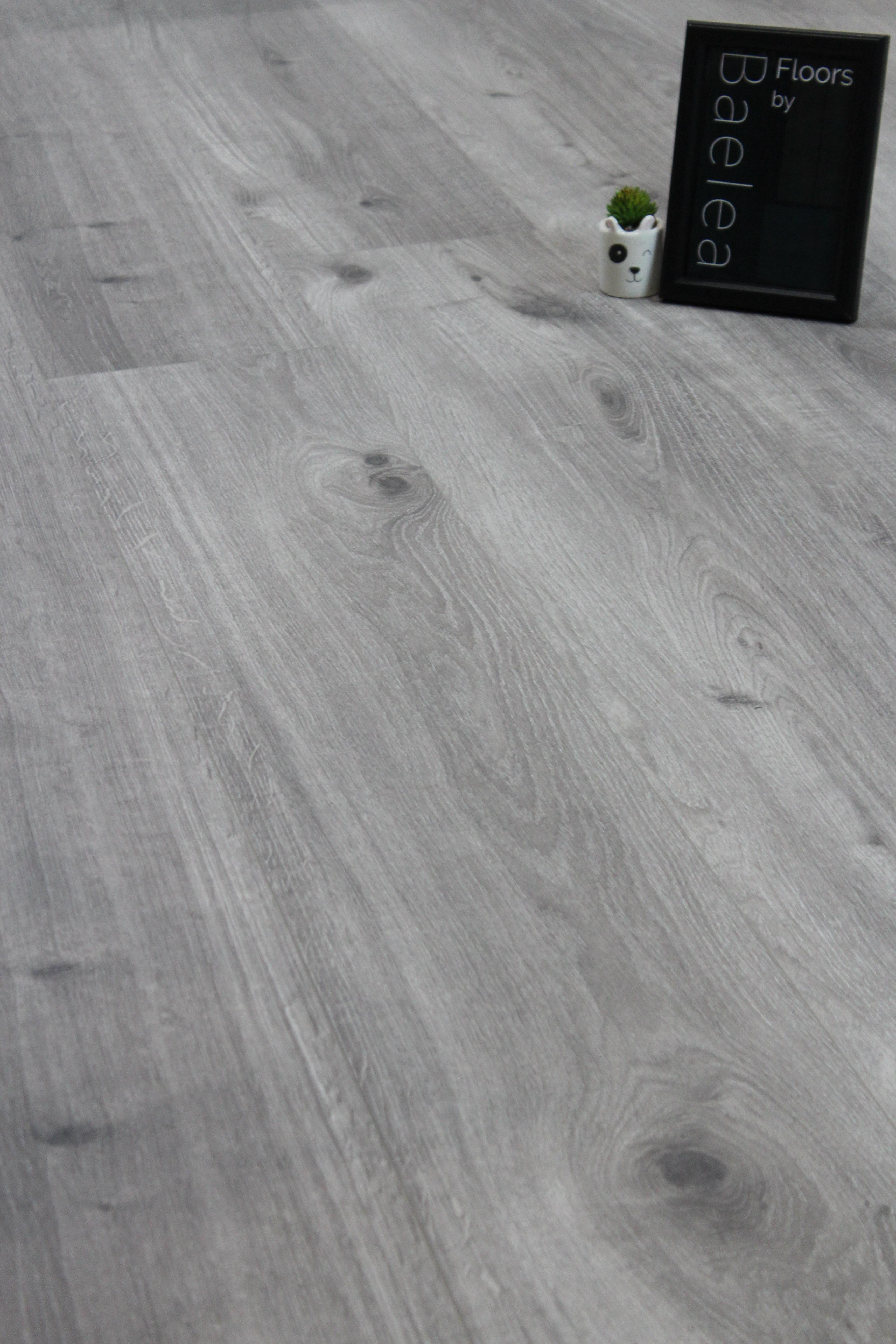 Baelea Concerto Woodland Birch Grey Oak 8mm Laminate Flooring