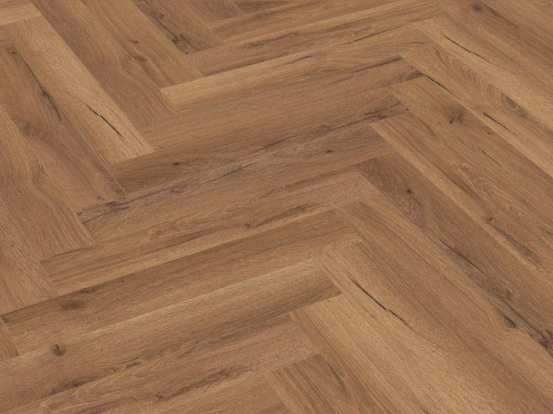 Baelea Nature Parquet Rustic Fumed Oak 12mm Laminate Flooring