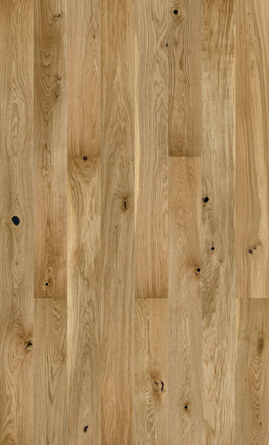 Baelea Holt Petherton Oak Brushed & UV Oiled 180mm Wide Engineered Wood Flooring