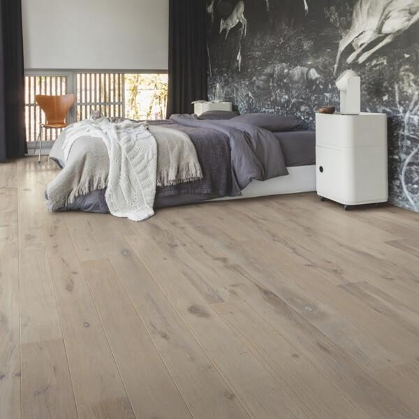 Quick-Step Compact Dusk Oak Oiled Engineered Realwood Flooring COM3899