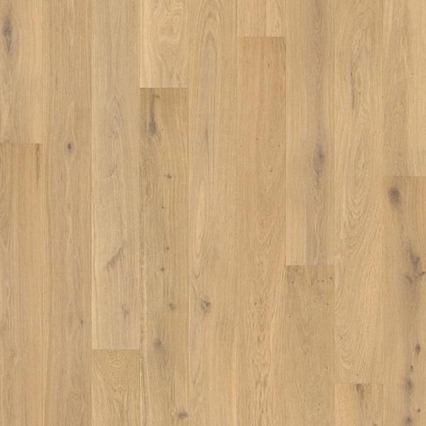 Quick-Step Compact Oak Pure Extra Matt Engineered Realwood Flooring COM3100