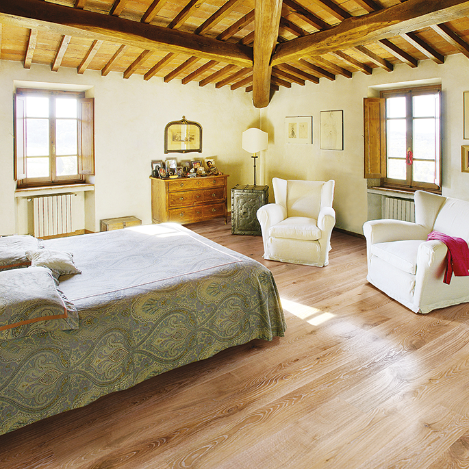 Tuscan Strato Warm Engineered Real Wood Flooring