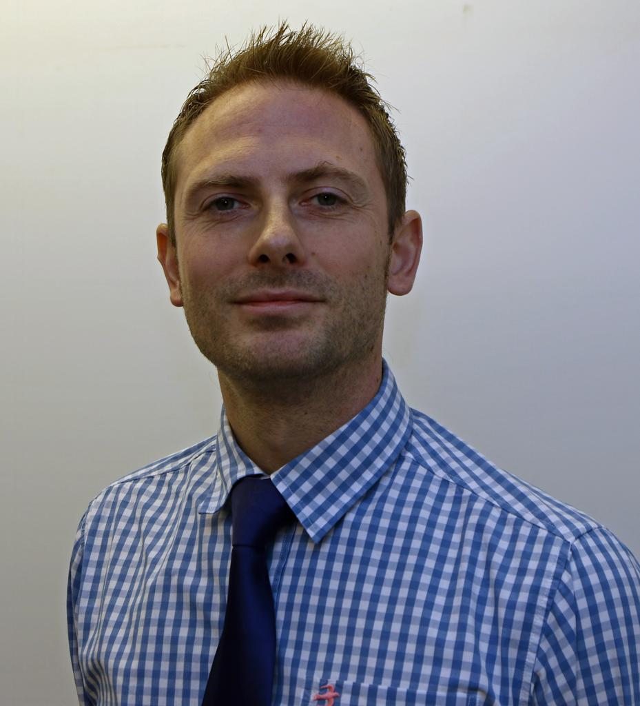 Meet the Team! Stuart Cheeseman - Operations Manager