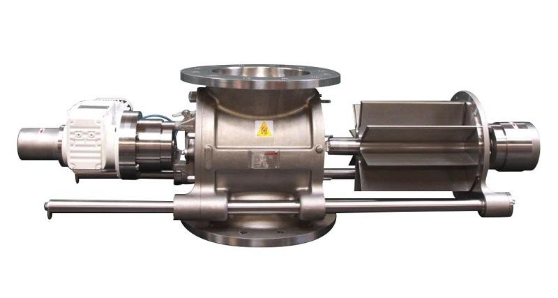 Heavy Duty Fast Clean Rotary Valve
