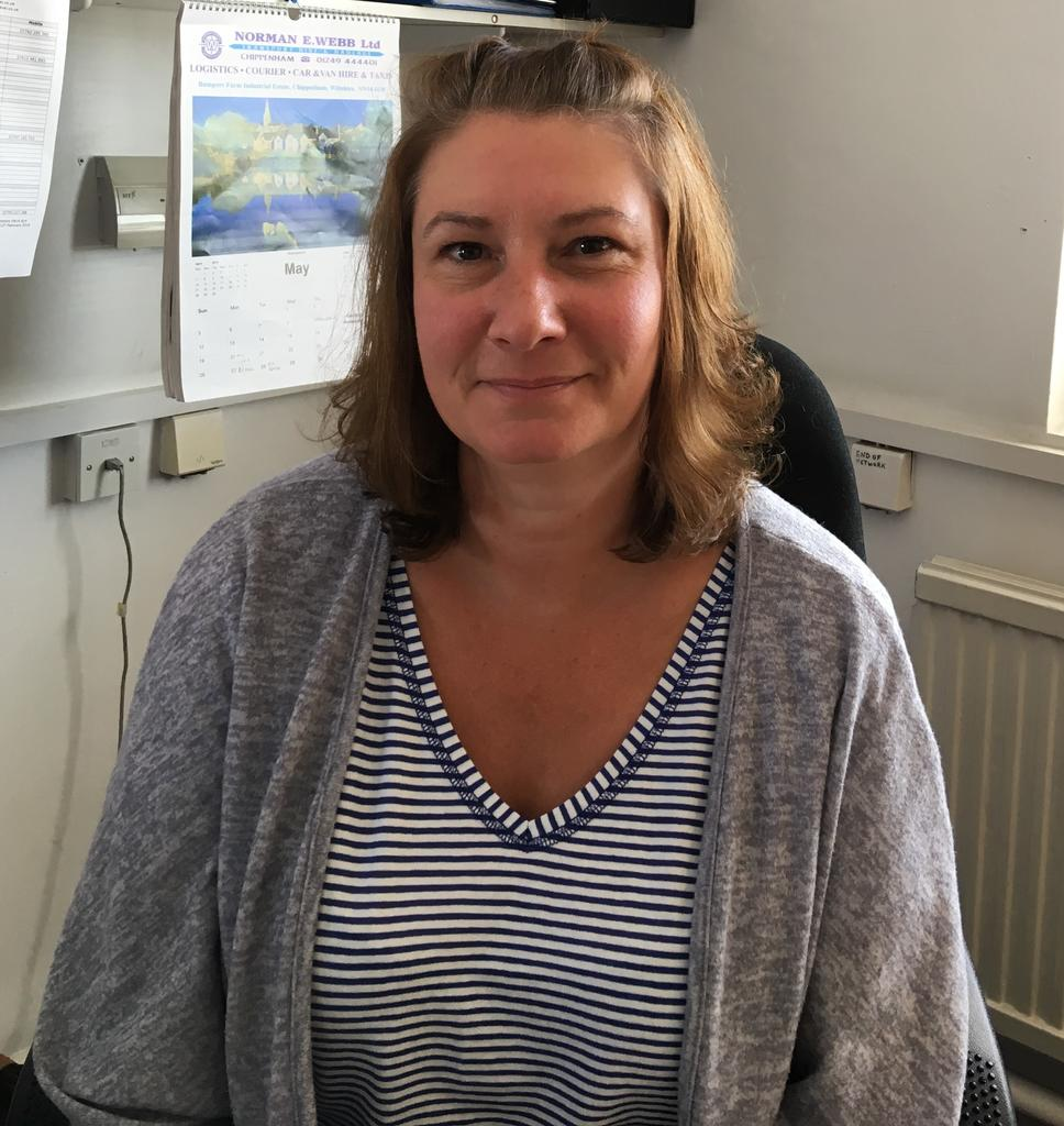 Meet the Team! Louise Jones, Sales Office Executive