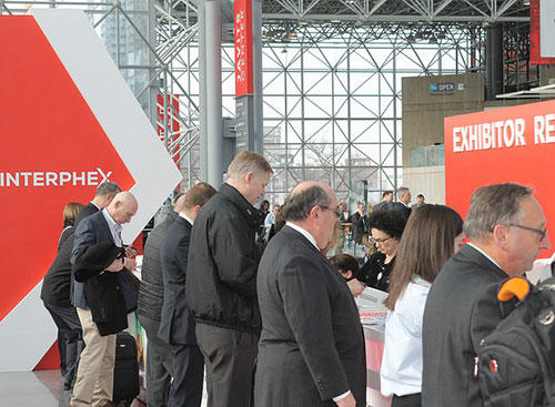 INTERPHEX New York 17-19 April 2018