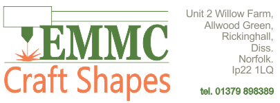 Emmc craft shapes