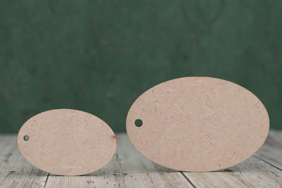 3mm MDF Key fob blanks