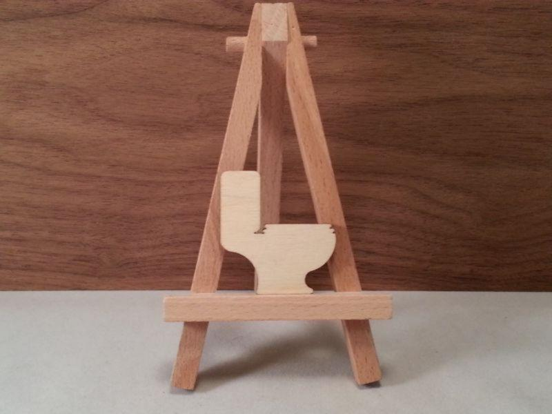 Plywood Craft Shape - 1.8 cm