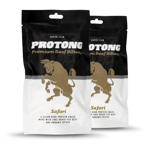 Safari Biltong 2 pack