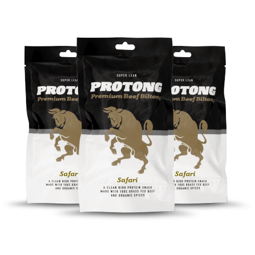 Safari Biltong 3 pack