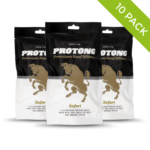Safari Biltong 10 pack