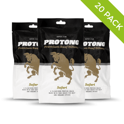Safari Biltong 20 pack