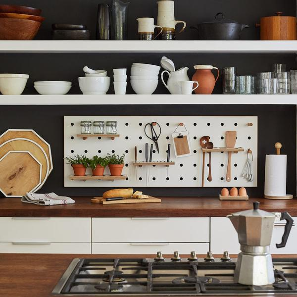 Kreis Design - Chef's Edition Pegboard 1