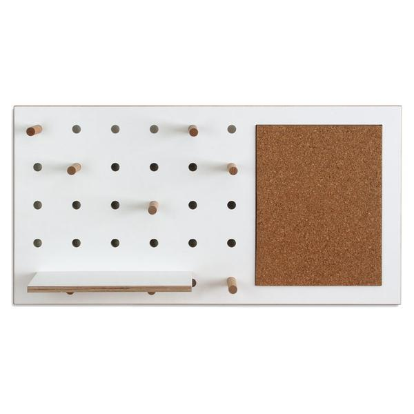 Kreis Design - Peg-it-all Pin Pegboard 2