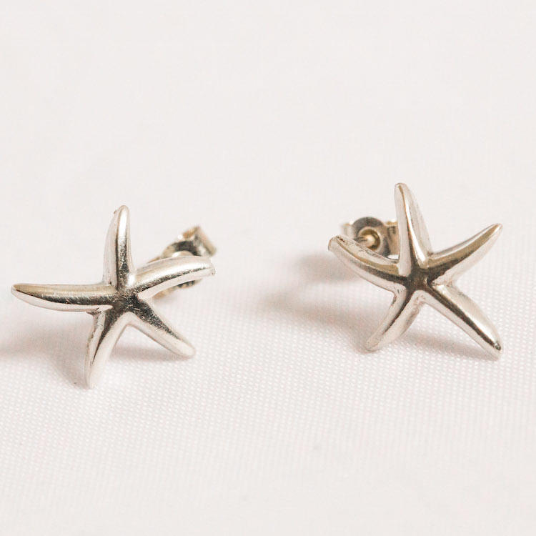 Starfish Earrings 2