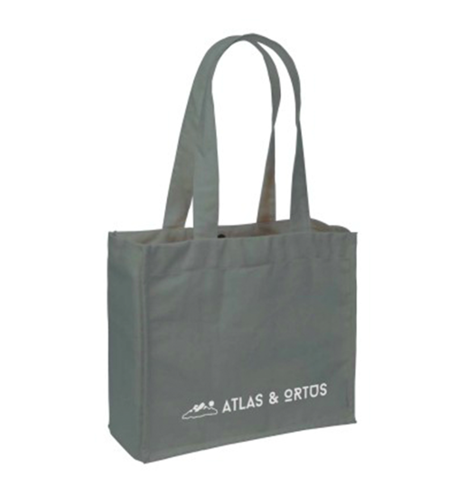 Grey Everyday Cotton Bag