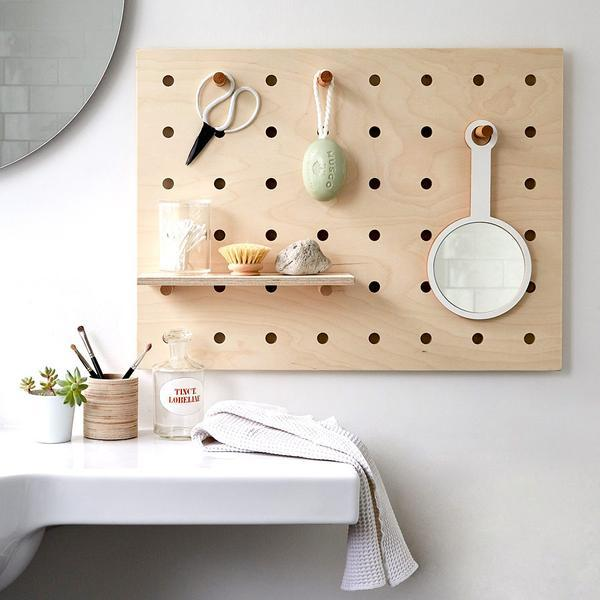 Kreis Design - Little Pegboard Natural