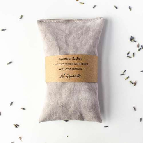 Organic Lavender Herbal Sachet