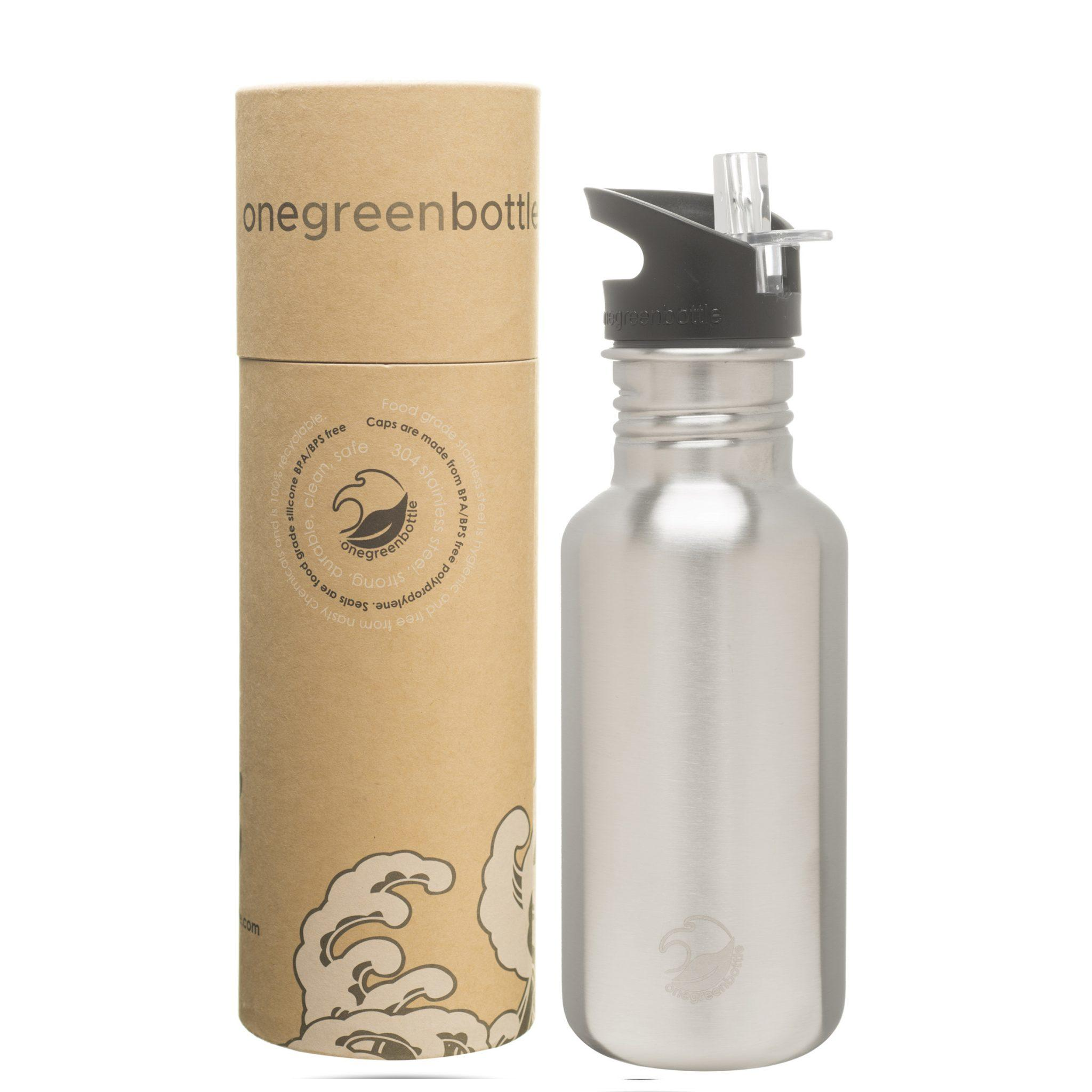 Nude Water Bottle 500ml with box