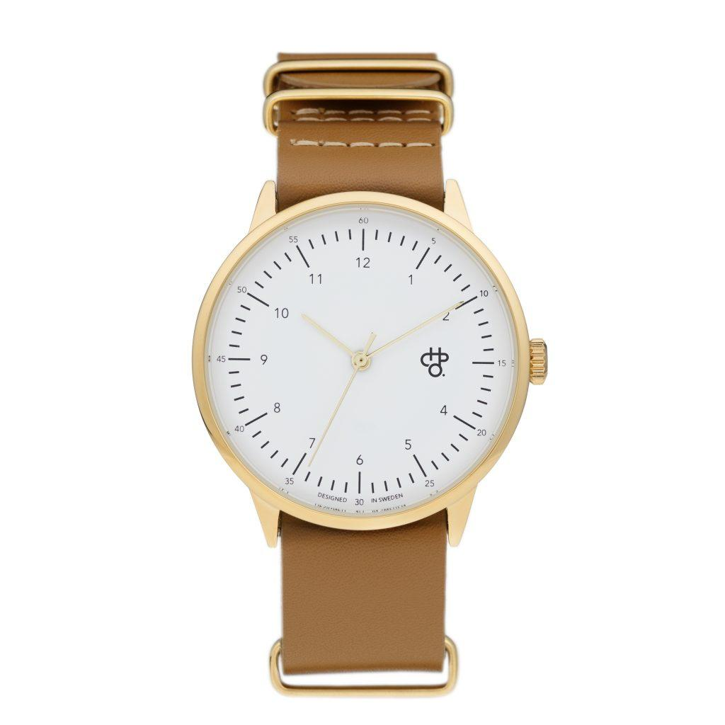 Gold Vegan Watch