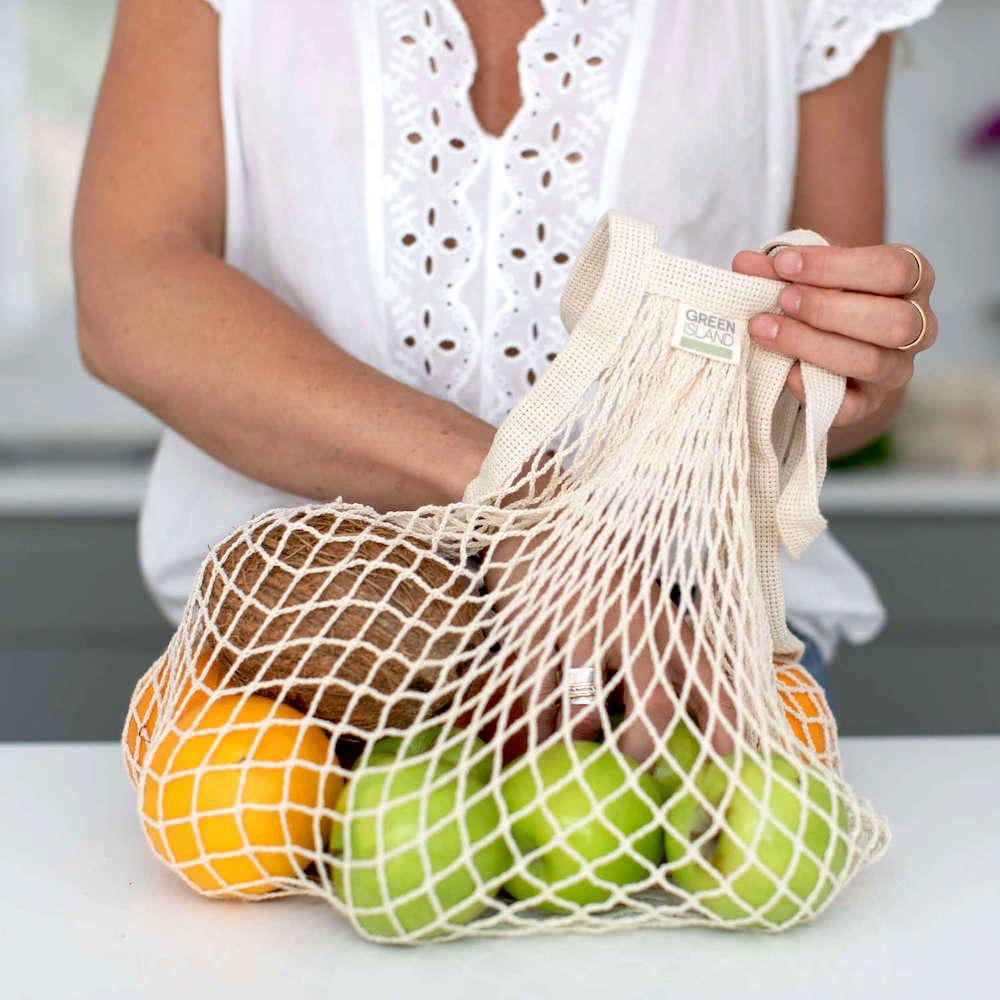 String Grocery Bag