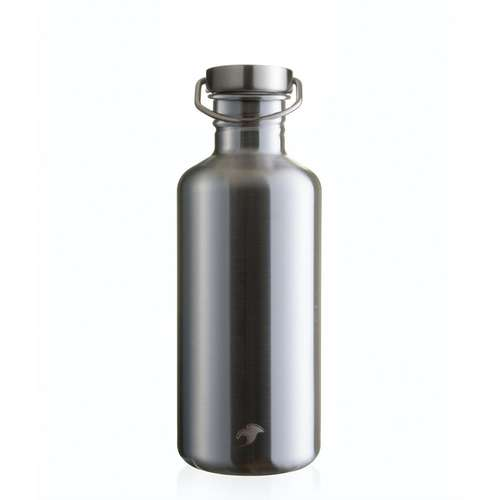 Gold 1200ml stainless steel water bottle