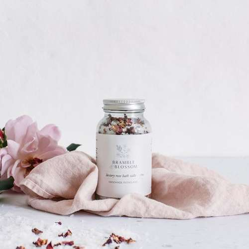 Luxury Rose Bath Salts