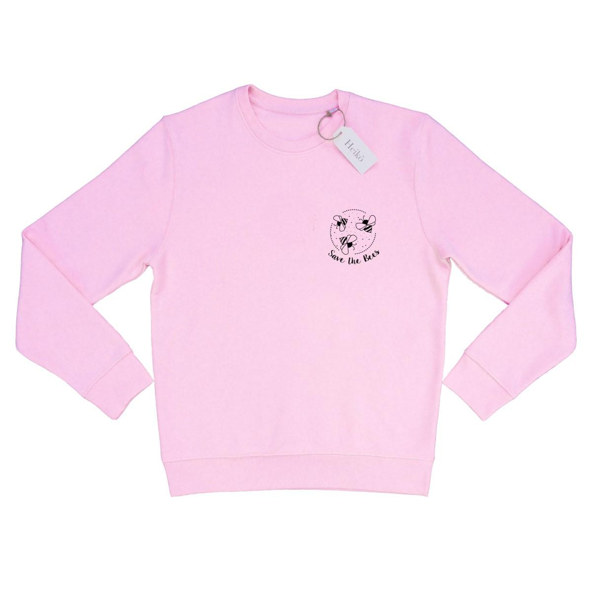 Save The Bees Unisex Jumper