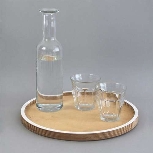 Kreis Design - Round Serving Tray 1