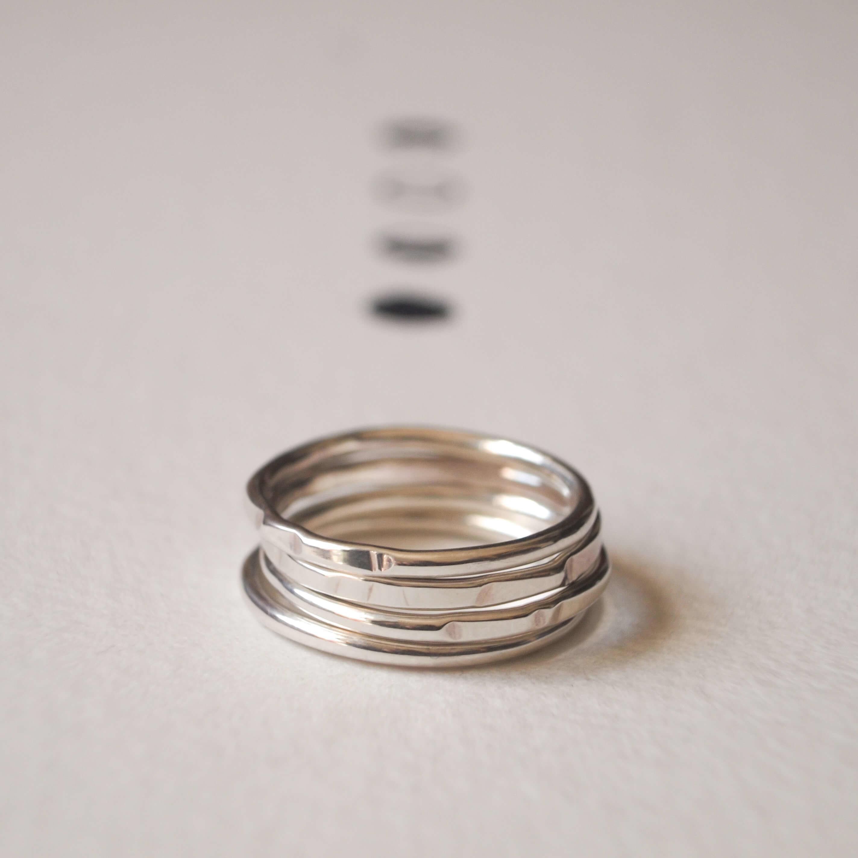 Ara | the altar - Phase | Stacking Ring Set 1
