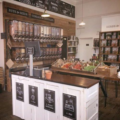 Best Zero Waste Stores in London and Beyond in the UK | Eco Inspo