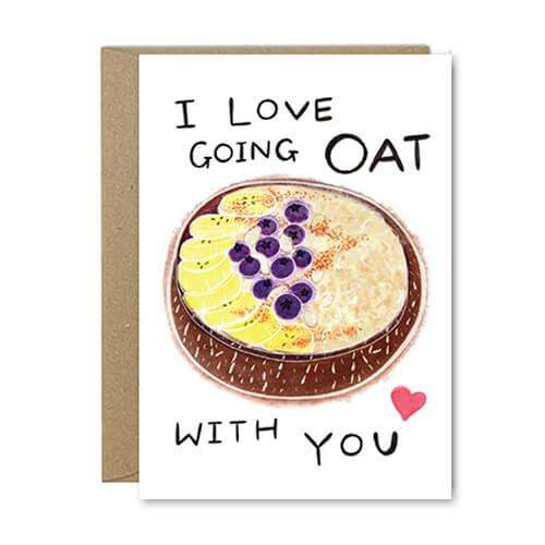 Love Going Oat With You