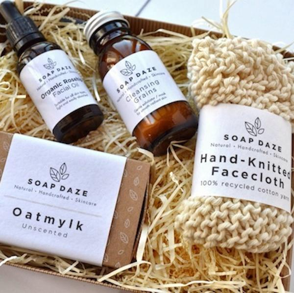 This Natural Beauty Gift Set Comes With A Range Of Skin Friendly Products All Handmade In Devon Using Plant Based Ingredients The Includes Organic