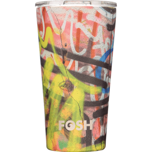 Graffiti Travel Mug - 454ml