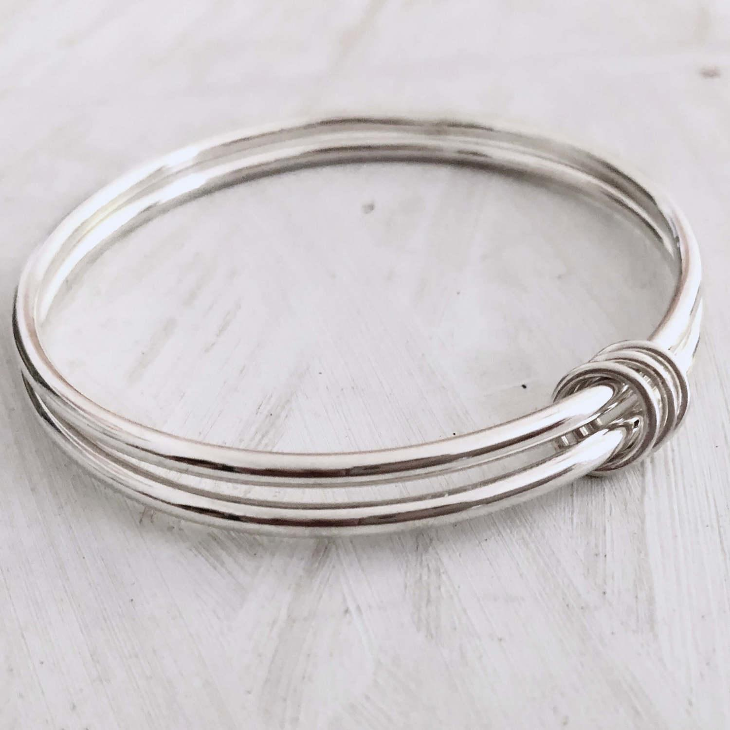 Family Stacking Bangle