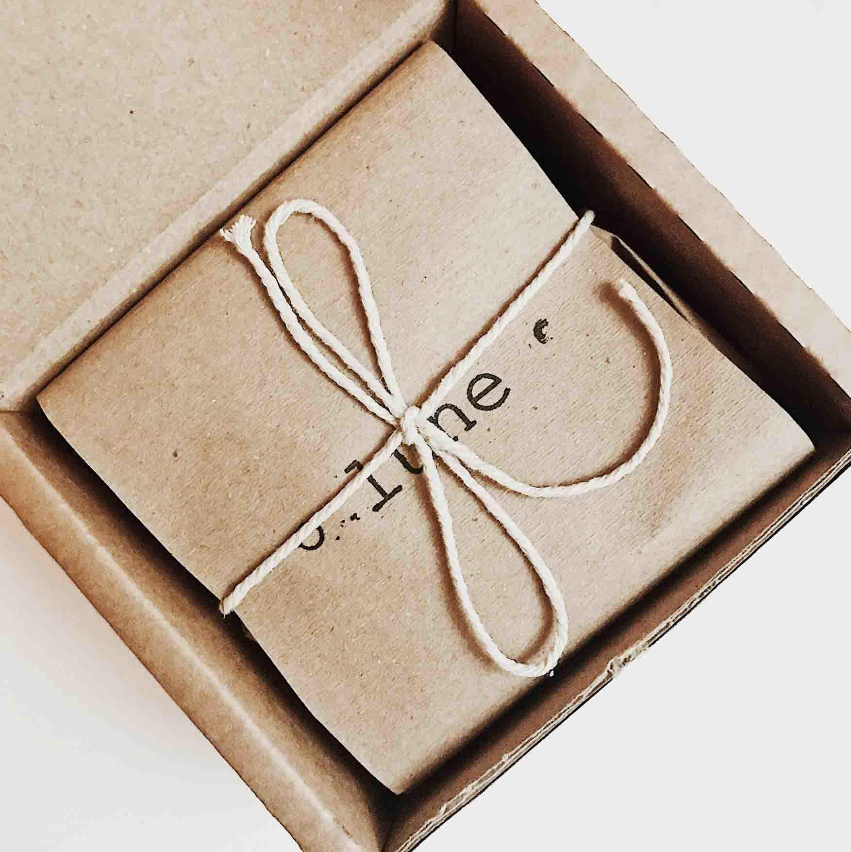 Mist, Roll On + Candle Trio - Gift Box - Packaging