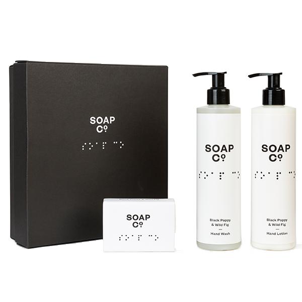 Hand Wash Hand Lotion Amp Bar Soap Gift Set Uk Natural