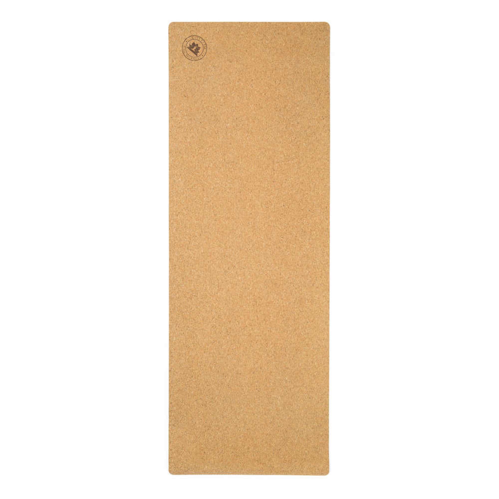 Cork Yoga Mat - Eco-friendly & Non-Slip Surface UK