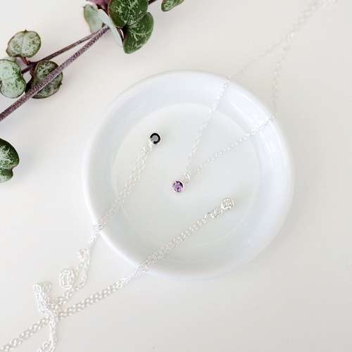 Orion Gemstone Necklace