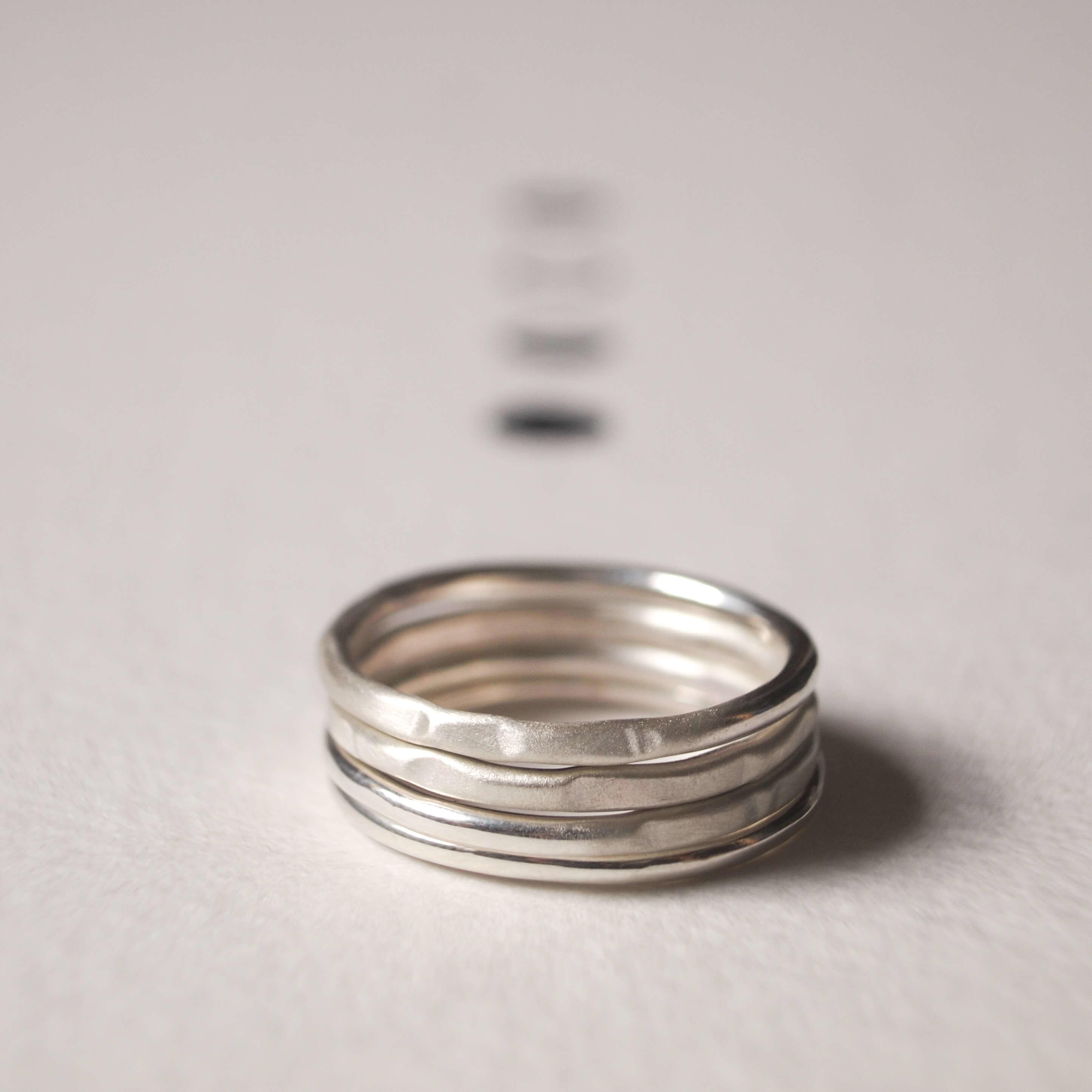 Ara | the altar - Phase | Stacking Ring Set 3
