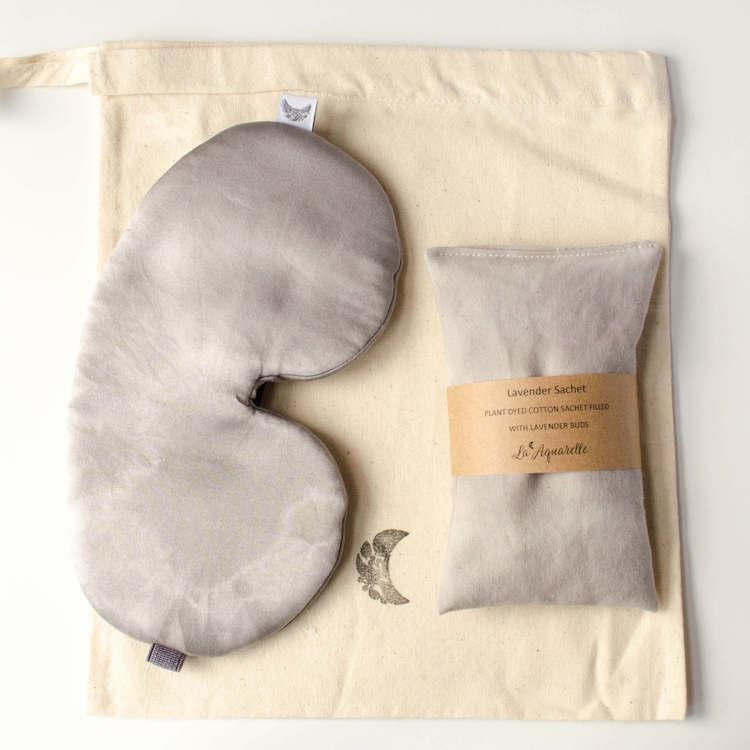 Natural Sleeping Set - Avocado