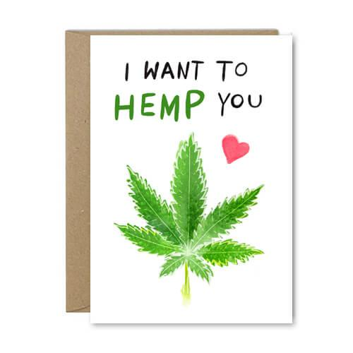 I Want To Hemp You