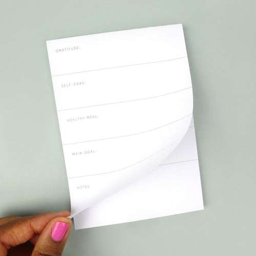Self Love Note Pad