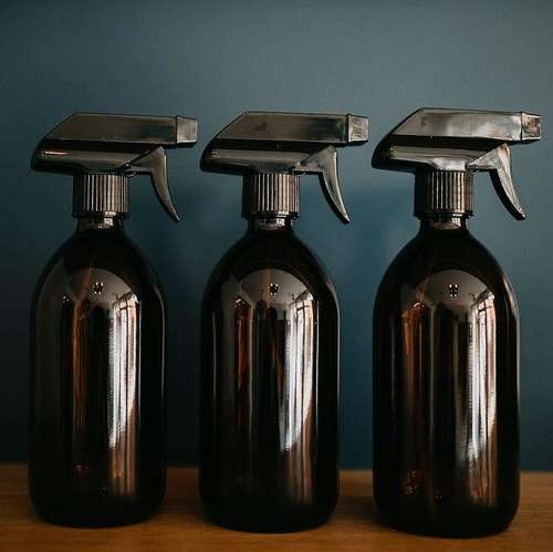 Zero Waste Cleaning Bottles